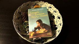 Limonlu pastanın sıradışı hüznü, kitap önerisi