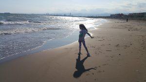 Kızıma mektup, bir yaz tatilini beklerken