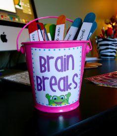 brain breaks mühendis anne